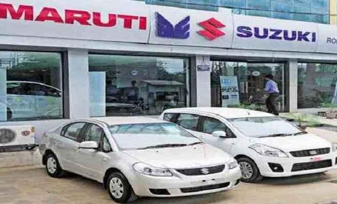 वाहन बिक्री में सुस्ती जारी, मारुति की बिक्री 24 फीसदी और बजाज की 20 फीसदी गिरी