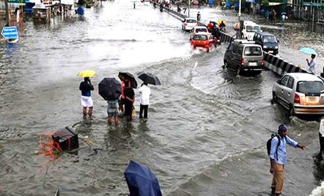 मौसम विभाग ने जारी की चेतावनी, बिहार में 3 व 4 को भारी बारिश की आशंका जताई