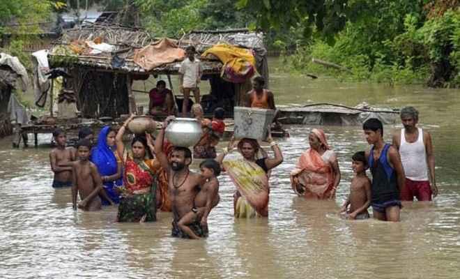बिहार के बाढ़ पीड़ितों के लिए केंद्र सरकार ने 613.75 करोड़ की सहायता राशि को दी मंजूरी