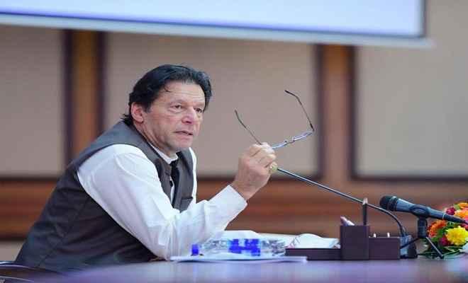 भारत से डरे इमरान खान, कहा- नियंत्रण रेखा पार न करें पीओके के लोग, नहीं तो हो सकती है कार्रवाई