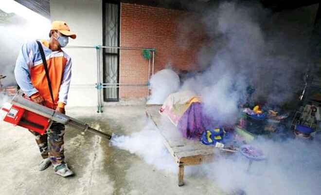 पटना में डेंगू व चिकुनगुनिया से बचाव के लिए शुरू हुआ व्यापक अभियान, 24 टीम कर रही है कार्य