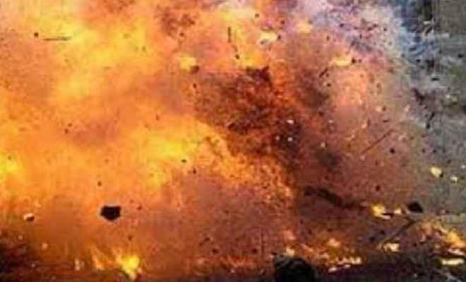 मढ़ौरा में बम बनाने के दौरान एक शख्स का उड़ा चिथड़ा, विस्फोट से थर्राया उठा छपरा