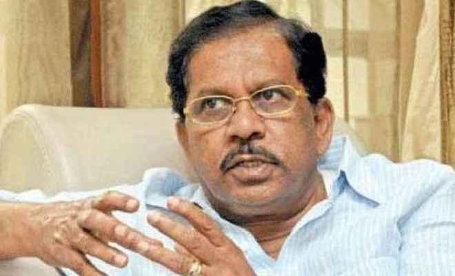 कर्नाटक: पूर्व उपमुख्यमंत्री जी परमेश्वर के 30 ठिकानों पर आयकर विभाग की छापेमारी