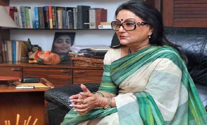 मुर्शिदाबाद हत्याकांड: फिल्मकार अपर्णा सेन ने कहा- शर्मनाक, मुख्यमंत्री ममता बनर्जी दखल दें