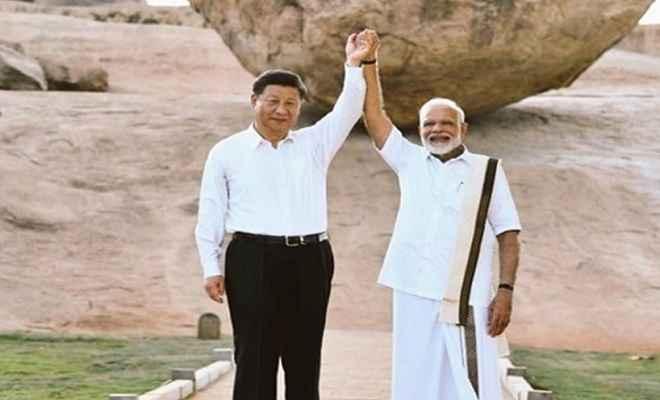 महामिलन हुआ दुनिया के दो बड़े नेताओं का, मोदी ने चीनी राष्ट्रपति को महाबलीपुरम में दिखाई भारत की अनोखी सांस्कृतिक विरासत