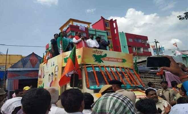 आज से होगी मुख्यमंत्री दास की जोहर जन आर्शीवाद यात्रा के तीसरे चरण की शुरुआत