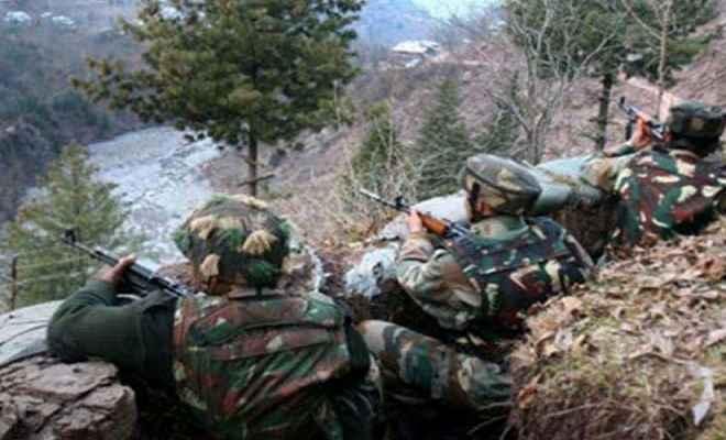 पाकिस्तान ने पुंछ में फिर की गोलाबारी, मोर्टार शैल भी दागे, सुरक्षा बलों ने दिया मुंहतोड़ जवाब
