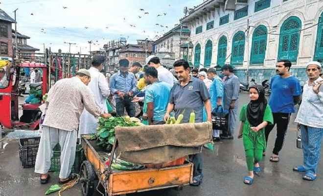 जम्मू/कश्मीर: घाटी में 70 दिनों बाद फिर बजी पोस्ट पेड मोबाइल की घंटी