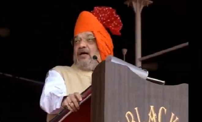 जम्मू-कश्मीर से अनुच्छेद 370 खत्म करना आतंक के खात्मे की दिशा में एक बड़ा कदम: अमित शाह