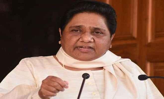 मायावती ने कहा- गलत आर्थिक नीतियों की सजा 25 हजार होमगार्डों को क्यों दे रही सरकार