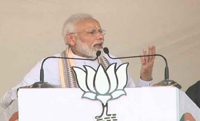 अनुच्छेद 370 के प्रावधानों को हटाने की आलोचना करने वालों के बयान इतिहास में दर्ज होंगे: प्रधानमंत्री मोदी