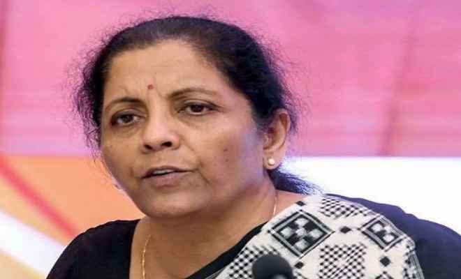 निवेश के लिए भारत से अच्छी कोई जगह नहीं, सरकार सुधार लाने के लिए उठा रही कदम: वित्त मंत्री सीतारमण