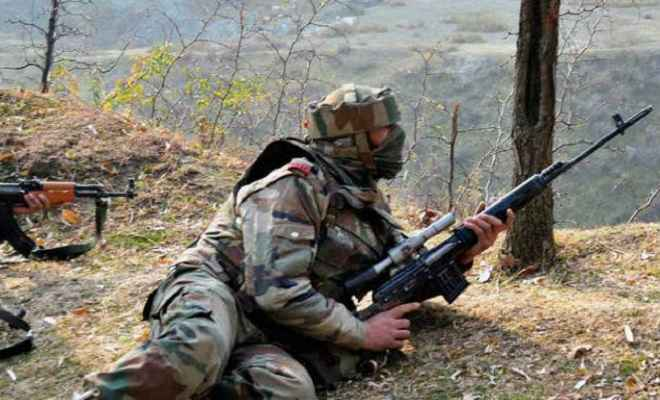 जम्मू/कश्मीर: पाकिस्तान ने किया कठुआ में अंतरराष्ट्रीय सीमा पर संषर्घ विराम का उल्लंघन