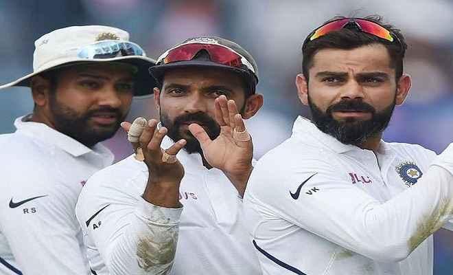भारत बनाम साउथ अफ्रीका: टीम इंडिया ने साउथ अफ्रीका को फिर से दिया फॉलोऑन, कोहली ने रचा इतिहास