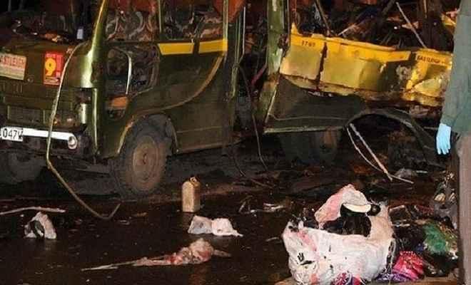 कांगो की राजधानी किंशासा में भीषण बस दुर्घटना में 30 लोगों की मौत, कई घायल