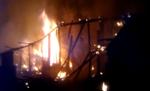 भयावह आग में एक परिवार के चार सदस्यों समेत पांच की मौत, लाखों की संपत्ति जलकर स्वाहा
