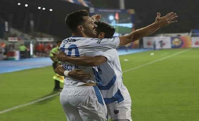आईएसएल-6: ओडिशा एफसी ने मुंबई सिटी को 4-2 से दी शिकस्त, पिछले तीन मैचों में यह पहली जीत