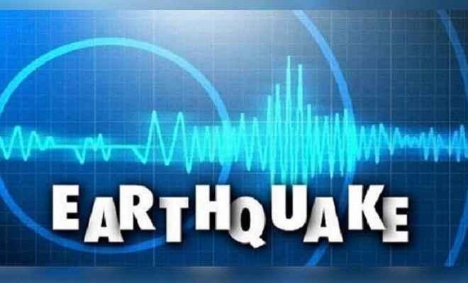 नेपाल में आया 4.5 तीव्रता का भूकम्प, जानमाल का नुकसान नहीं