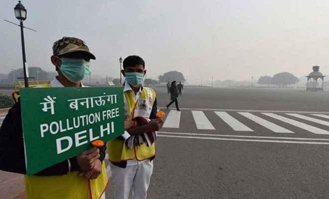 राजधानी दिल्ली में लागू हुई ऑड-ईवन स्कीम, एक्यूआई बेहद खतरनाक स्तर पर बरकरार