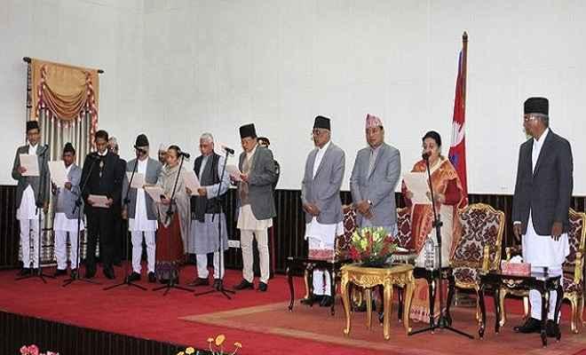 नेपाल सरकार की बड़ी कार्रवाई, सभी प्रदेशों के राज्यपालों को किया बर्खास्त