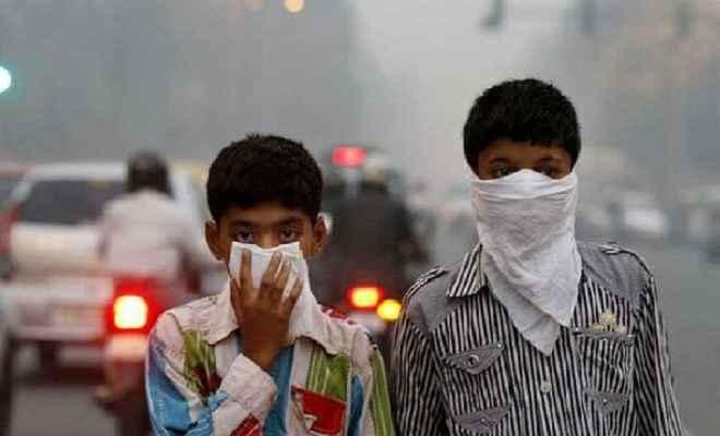 देश का तीसरा सबसे प्रदूषित शहर बना पटना, मुजफ्फरपुर और गया की भी हालत चिंताजनक