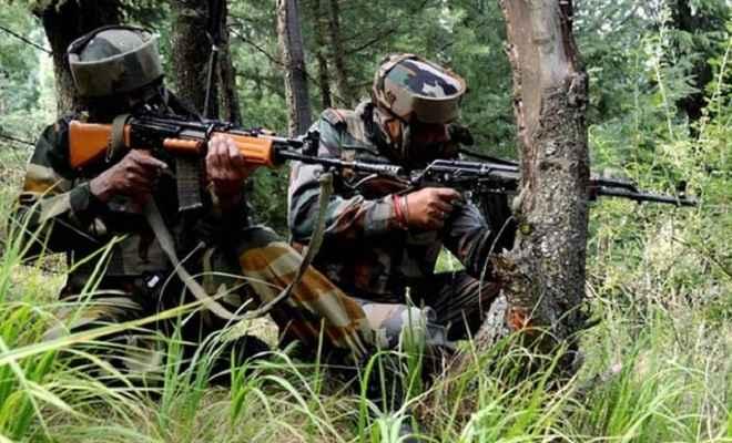 जम्मू/कश्मीर: केजी सेक्टर में पाकिस्तान ने किया संघर्ष विराम का उल्लंघन, जवान शहीद