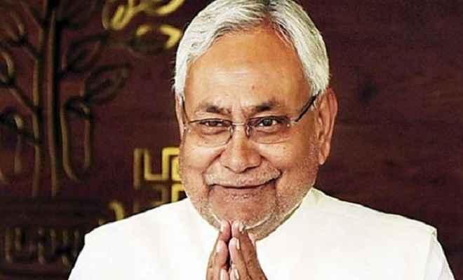 गुरु नानक देव जी के 550वें प्रकाश पर्व के अवसर पर मुख्यमंत्री नीतीश ने दी देशवासियों को बधाई