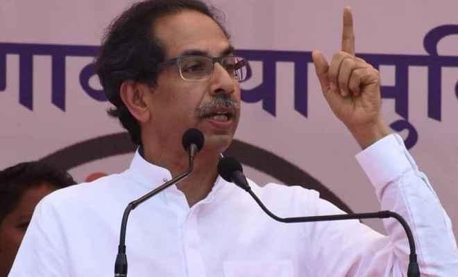 राष्ट्रपति शासन लागू होने पर भड़की शिवसेना, कहा- महाराष्ट्र में जारी गतिरोध का BJP उठा रही है आनंद