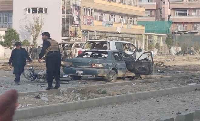 अफगानिस्तान: राजधानी काबुल में बम विस्फोट में सात लोगों की मौत