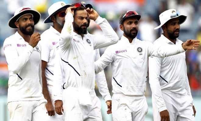 INDvsBAN: पहले दिन का खेल समाप्त, भारत का स्कोर 1 विकेट पर 86 रन