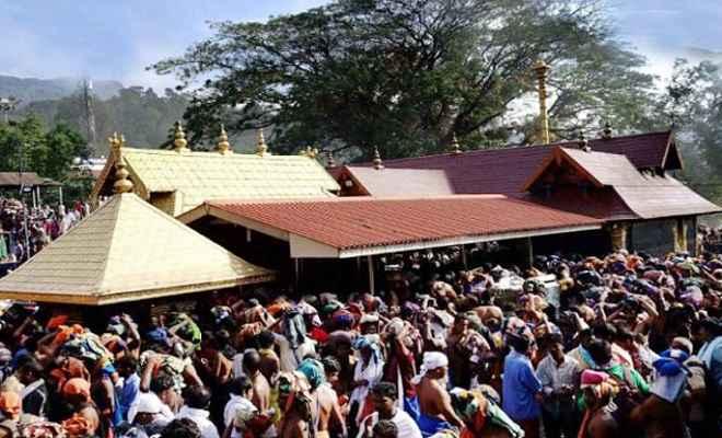 आज से खुल जाएंगे सबरीमाला मंदिर के कपाट, महिलाओं के प्रवेश के चलते सुरक्षा के माकूल इंतजाम