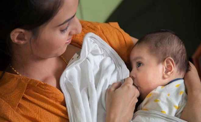 स्तनपान में छिपा है नवजात का बेहतर स्वास्थ्य, डायरिया एवं निमोनिया से करता है बचाव