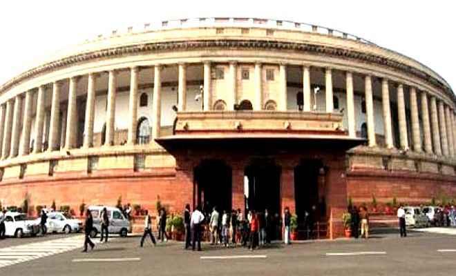 संसद का शीतकालीन सत्र आज से शुरू, सुषमा और जेटली को दी गई श्रद्धांजलि