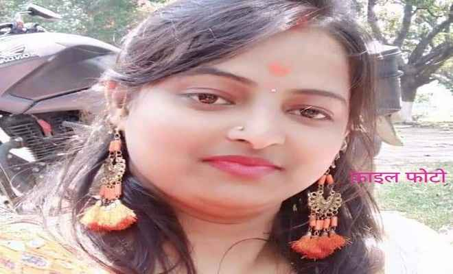 बेतिया में विवाहिता ने फांसी लगाकर की आत्महत्या