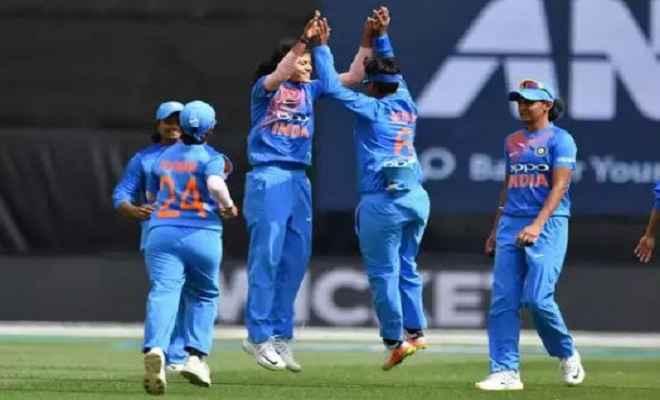 भारतीय महिला क्रिकेट टीम ने चौथे टी-20 में वेस्टइंडीज को 5 रन से हराया