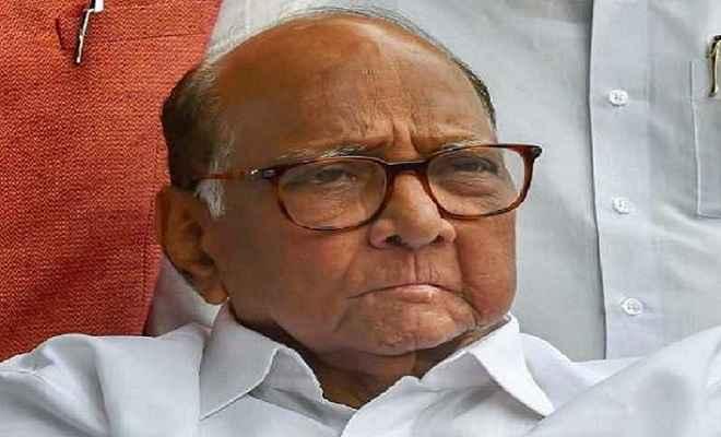 तो क्या भाजपा को समर्थन देंगे राकांपा प्रमुख शरद पवार ? प्रधानमंत्री मोदी के साथ आज होगी मुलाकात