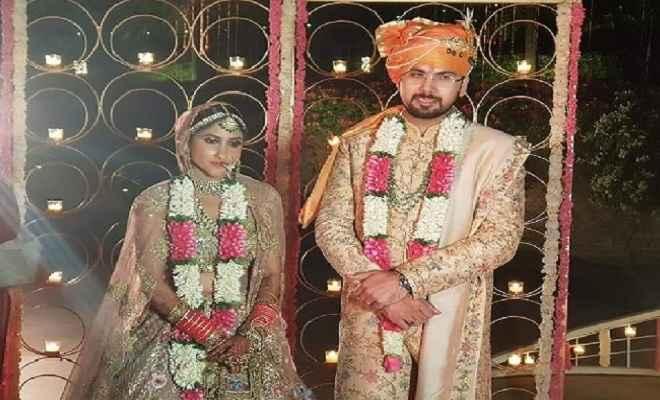 विधायक अदिति सिंह ने अंगद संग लिये सात फेरे, शादी में कांग्रेस, भाजपा के अलावा अन्य दलों के नेता हुए शामिल