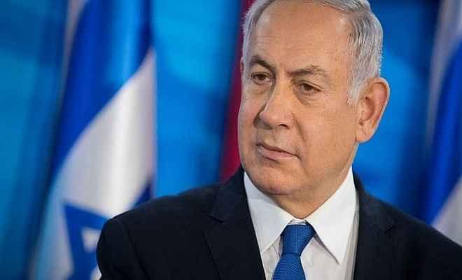 इजरायल के प्रधानमंत्री नेतन्याहू पर तीन अलग-अलग मामलों में आरोप तय