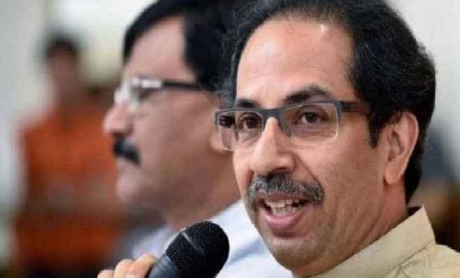 महाराष्ट्र की वर्तमान राजनीतिक स्थिति के लिए भाजपा जिम्मेदार: उद्धव ठाकरे