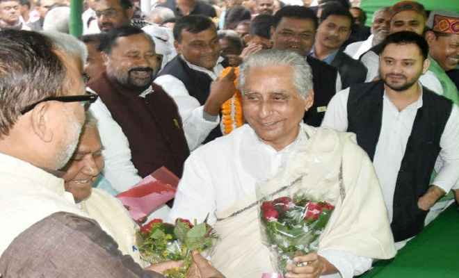 जगदानंद सिंह के हाथों में आई आरजेडी की कमान, निर्विरोध चुने गए पार्टी के प्रदेश अध्यक्ष