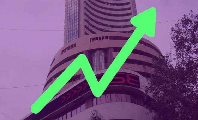 रिकॉर्ड तेजी के साथ शेयर बाजार, पहली बार सेंसेक्स हुआ 41 हजार के पार
