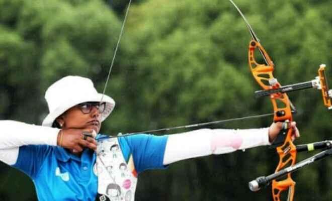 भारत की तीरंदाज दीपिका कुमारी ने 21वीं एशियाई तिरंगा बाजी प्रतियोगिता में जीता स्वर्ण पदक