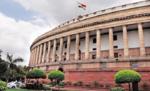 महाराष्ट्र के मुद्दे पर दोनों सदनों में विपक्ष का हंगामा, कांग्रेस सांसदों ने की मार्शल के साथ धक्का-मुक्की