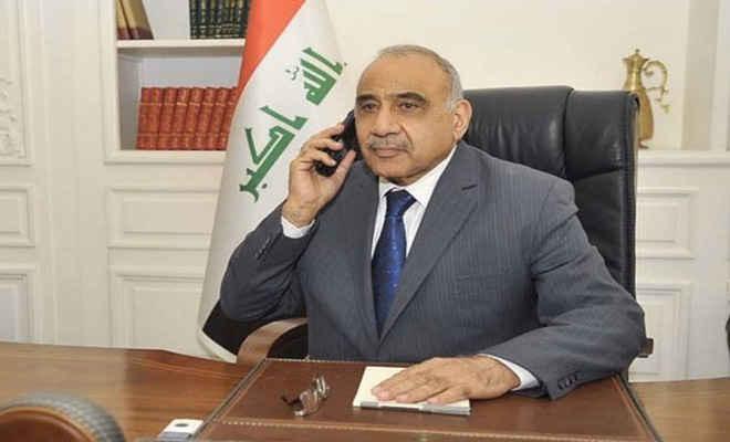 इराक में सरकार विरोधी प्रदर्शनों के बीच प्रधानमंत्री ने दिया इस्तीफा