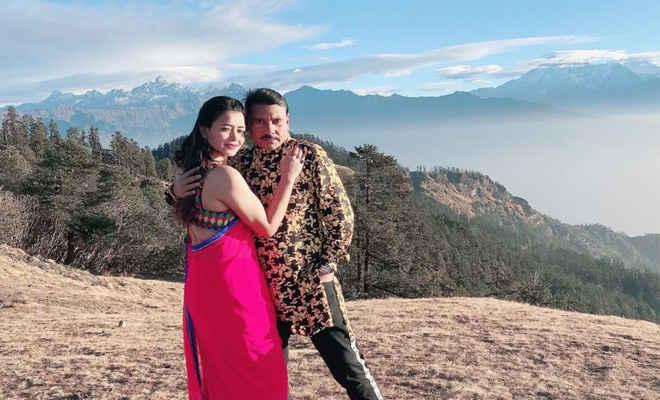 भोजपुरी फिल्म 'आंख मिचौली'आखिर त्रिशा खान के लिए क्यों है खास, जानिये