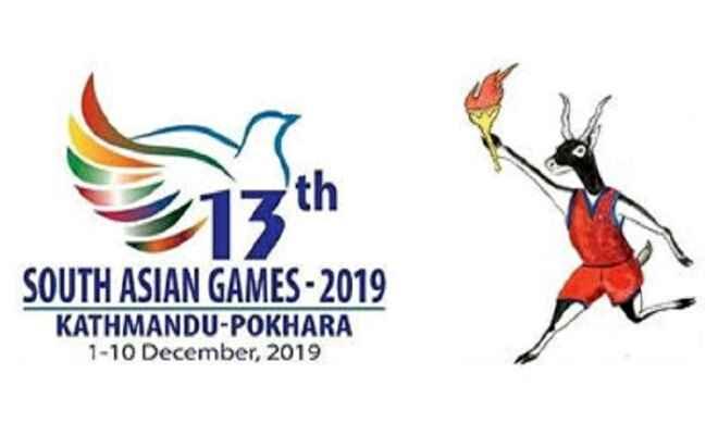 नेपाल में 13वें दक्षिण एशियाई खेलों में भारतीय खिलाडि़यों की जीत का सिलसिला जारी,खेलों में भारत 62 स्वर्ण सहित कुल 124 पदकों के साथ शीर्ष पर