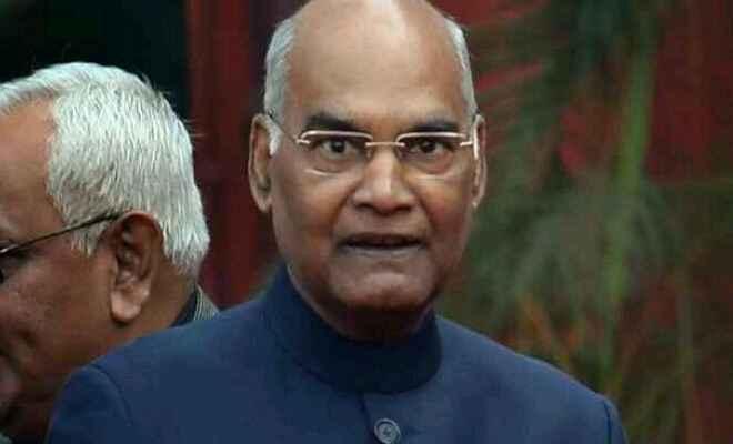 पॉक्सो अधिनियम के तहत दोषियों के लिए नहीं होना चाहिए  दया याचिका का प्रावधान: रामनाथ कोविंद