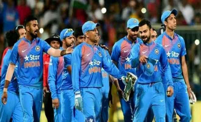 आज शाम मुंबई में भारत और वेस्टइंडीज के बीच ट्वेंटी-20 क्रिकेट मैचों की श्रृंखला का तीसरा और अंतिम मैच