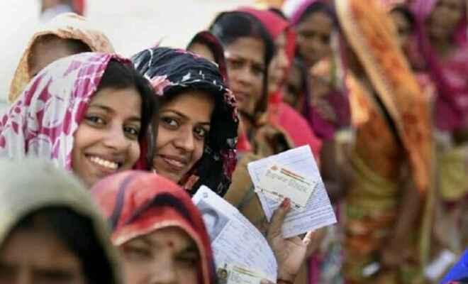 झारखंड विधानसभा चुनाव 2019: तीसरे चरण में 1:00 बजे तक 45% से अधिक मतदान