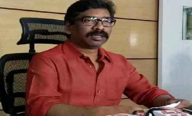 झारखंड के मुख्यमंत्री पद की शपथ रविवार को लेंगे हेमंत सोरेन